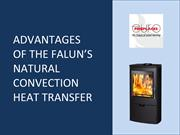 Advantages of The FALUN's Natural Convection Heat Transfer