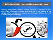 4 Key Benefits Of Learning Management System