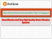 Most Effective And Very High Quality Water Filtration Systems