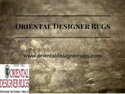 Oushak Rugs By Oriental Designer Rugs | Antique Rug Pattern