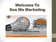 Houston SEO Company Offers Great performing Service