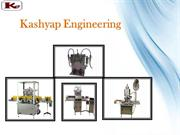 Bottle Filling Machine manufacturer is best Kashyap Engineering