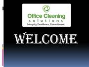 Looking For Commercial Cleaning Service In Melbourne