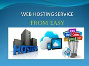 Get Cloud Web Hosting Services from Easy.gr