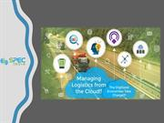 Managing Logistics from the Cloud!! The Digitized Economies Take Charg