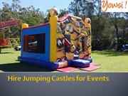 Hire Jumping Castles in Melbourne