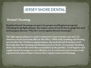 teeth cleaning dental care in west long branch