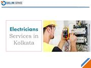 Electrician Services Kolkata - Hire Top Rated Electricians - Quillink