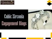 Cubic Zirconia Rings - Latest Trending Cz Rings by Czjewelry