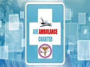 Low-Fare Air Ambulance Service Facility from Bagdogra to Nagpur with D