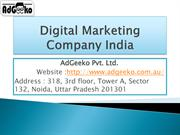 SEO - Digital Marketing Company - Branding Company