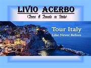 Best Tour and Traval Company in Italy - LIVIO ANDREA