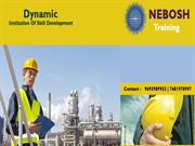 Dinamic safety training in patna -NEBOSH training in patna