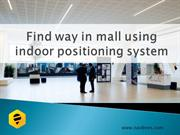 indoor Navigation systems for shopping mall