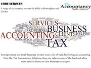 Accountancy Services for SMEs