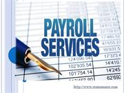 Get End to-End Payroll Outsourcing Services in India