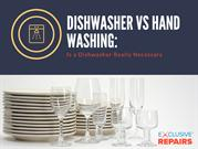 Dishwasher vs Hand Washing: Is a Dishwasher Necessary