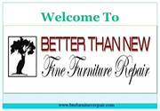 Furniture Refinishing Tempe