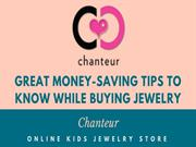 Great Money - Saving Tips To Know While Buying Jewelry