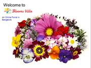Florist in Bangalore | Midnight Flower Delivery in Bangalore