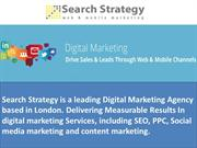 Search Strategy | Digital Marketing Agency London