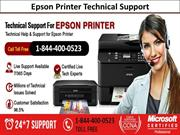 Epson Printer Technical Support Number 18444000523