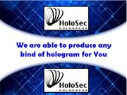 Holograms Helps Product Companies To Fight Against Counterfeiting