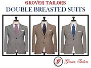 How to wear a Double-Breasted Suits - Style of Dress - Grover Tailors