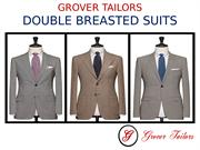How to wear a Double-Breasted Suits - Style of Dress  Grover Tailors