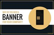 Tips for making a banner for your company