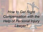 What are the Benefits of Hiring a Personal Injury Lawyer in New York?