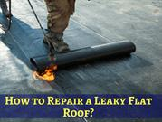 Fixing Your Damaged Flat Roofs With Leading Professional in MA