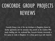 Concorde Group Projects Reviews