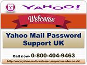 Yahoo Support Toll Free Number UK 0-800-404-9463