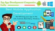 Best App Development Company India