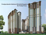 Prestige Lakeside Habitat at Whitefield Bangalore