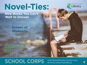 Novel-ties Issues of Diversity 2017