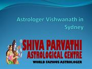 famous indian astrologer in Sydney