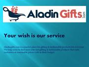 Aladin Gifts - Online Shopping Store