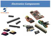 Electronic Components Distributor  and  Dealer in Gujarat - Arrow Powe