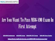Free MB6-890 Practice Test Questions (PDF & Engine)