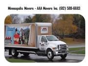 Commercial Movers Minneapolis