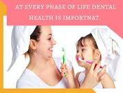The Importance of Dental Health & Overall Health