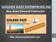 GOLDEN GATE ENTERPRISES,INC