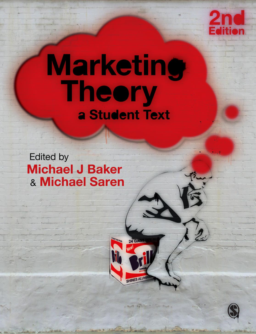 116 Marketing Theory A Student Text 2nd Ed Michael J Baker And Mi Cable Diagram Http Wwwpoweredtemplatecom Powerpointdiagrams Related Presentations