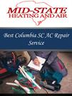 Best Columbia SC AC Repair Service