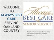 Always Best Care Serving Oakland County