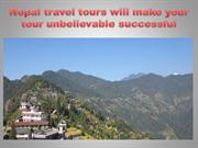 Nepal travel tours will make your tour unbelievable successful