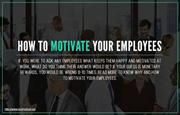 Simple ways to motivate your employees