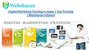 Digital Marketing Training in Jaipur Seo Training Websharan Infote